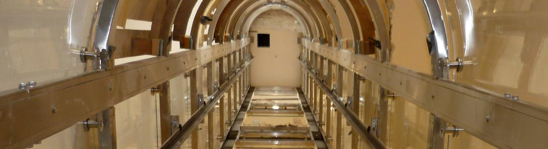 Castelli per ascensore e montacarichi